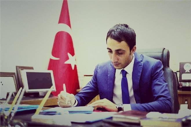 MHP Çamlıyayla İlçe Başkanı Ali Rıza GENÇ'ten Kurban Bayramı Mesajı