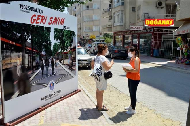 Yenişehir'de halk kent yönetimine katılıyor