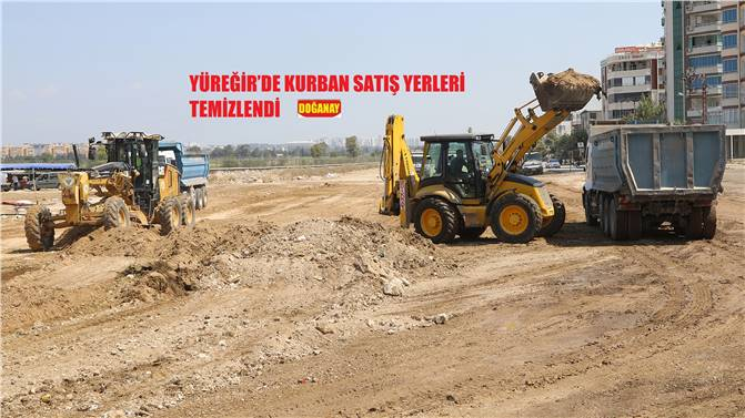 YÜREĞİR'DE KURBAN
