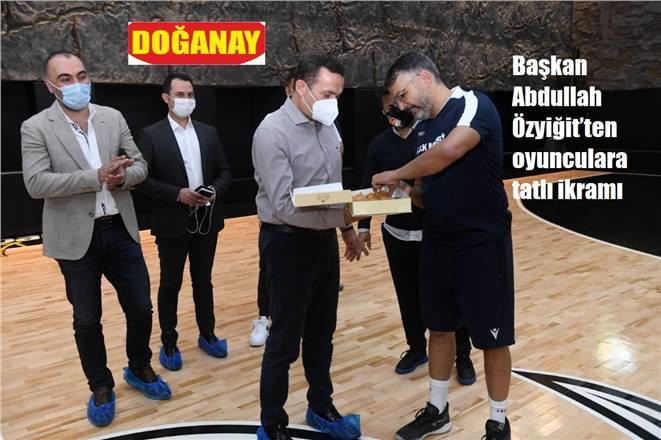 Başkan Abdullah Özyiğit'ten