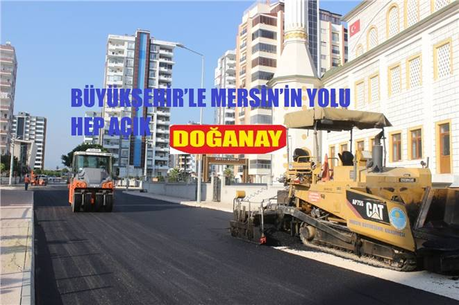 BÜYÜKŞEHİR, ASFALT