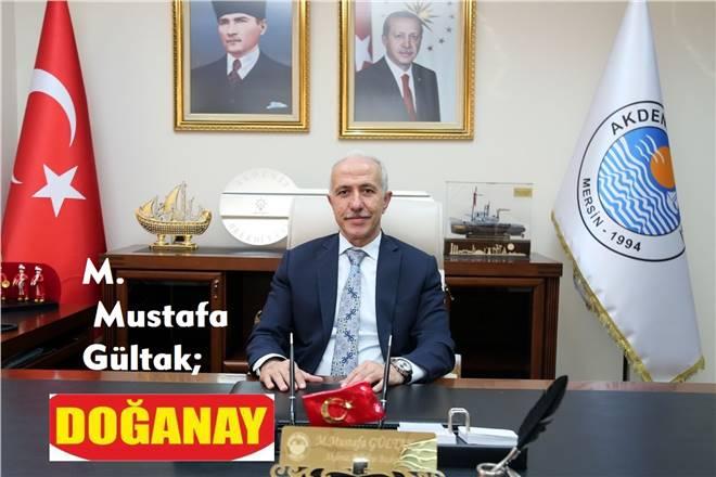 Belediye Başkanı GÜLTAK'TAN, '10 OCAK ÇALIŞAN