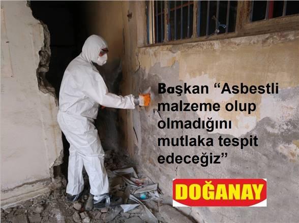 Yenişehir'de yıkılacak binalarda