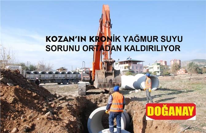 Büyükşehir, Adana'nın dört bir yanındaki