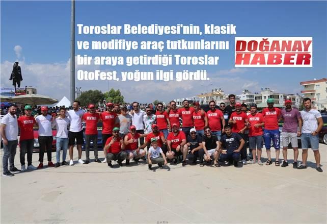 BİNLERCE MODİFİYE ARAÇ TUTKUNU TOROSLAR'DA