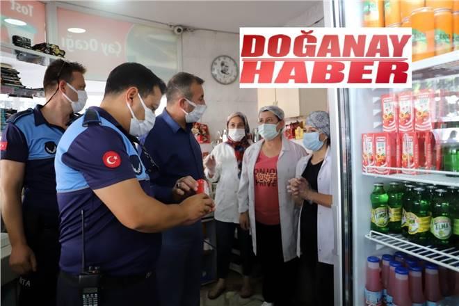 AKDENİZ'DE OKUL KANTİNLERİ