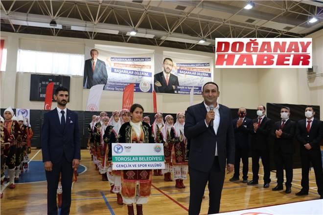 HALK OYUNLARINDA ŞAMPİYON YİNE TOROSLAR